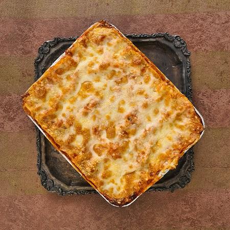 Lasagna Napolitana charola de 6