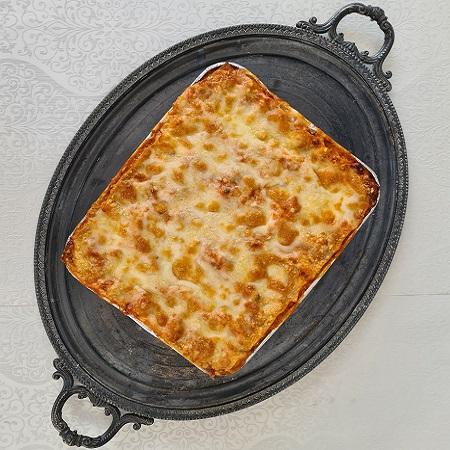 Lasagna Classica charola de 6