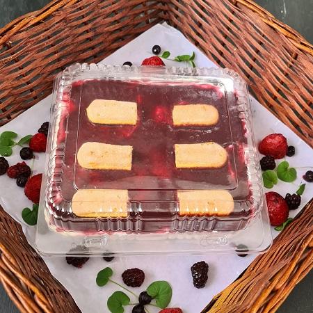 Cheesecake charola de 6 porciones